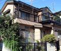 戸建住宅の階段と外壁リフォーム